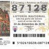 Loteria Navidad 2016