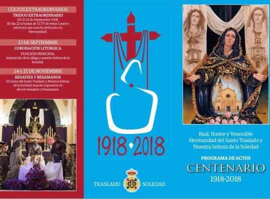 ACTOS CENTENARIO 1918-2018
