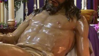 Restauración del Cristo