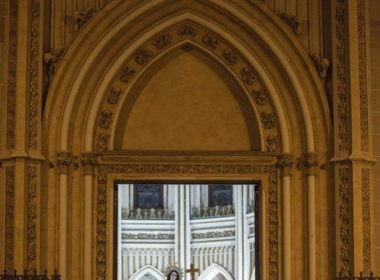 Piadoso Vía Crucis